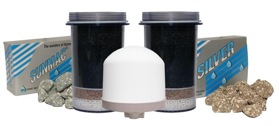 Полный комплект фильтров для KeoSan KS-971