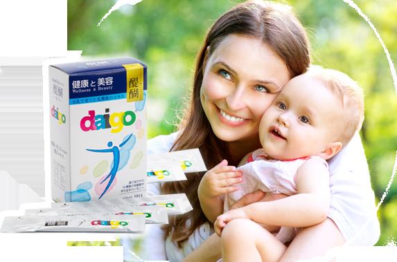 бионапиток дайго для улучшения микрофлоры кишечника