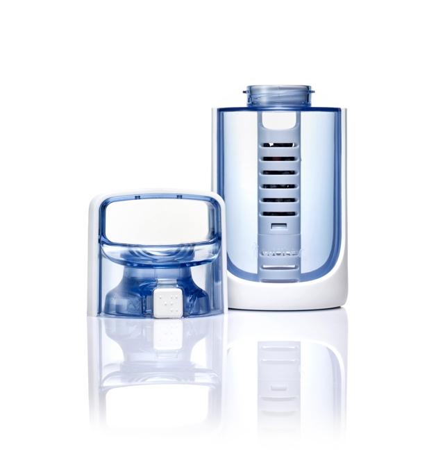 корейский портативный фильтр для приготовления щелочной воды i water