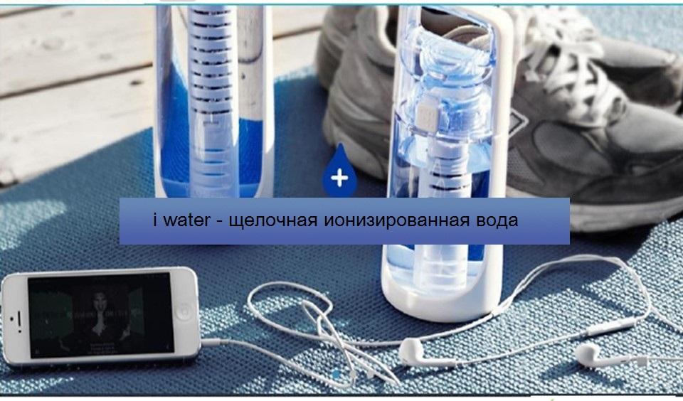 i water фильтр для щелочной ионизированной воды